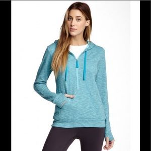 Lucy Sexy Sweat Half Zip Pullover